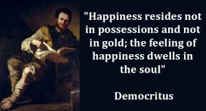 Democritus (c.460-c.370 BC)