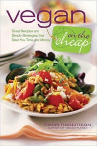 Book Review: Vegan On The Cheap
