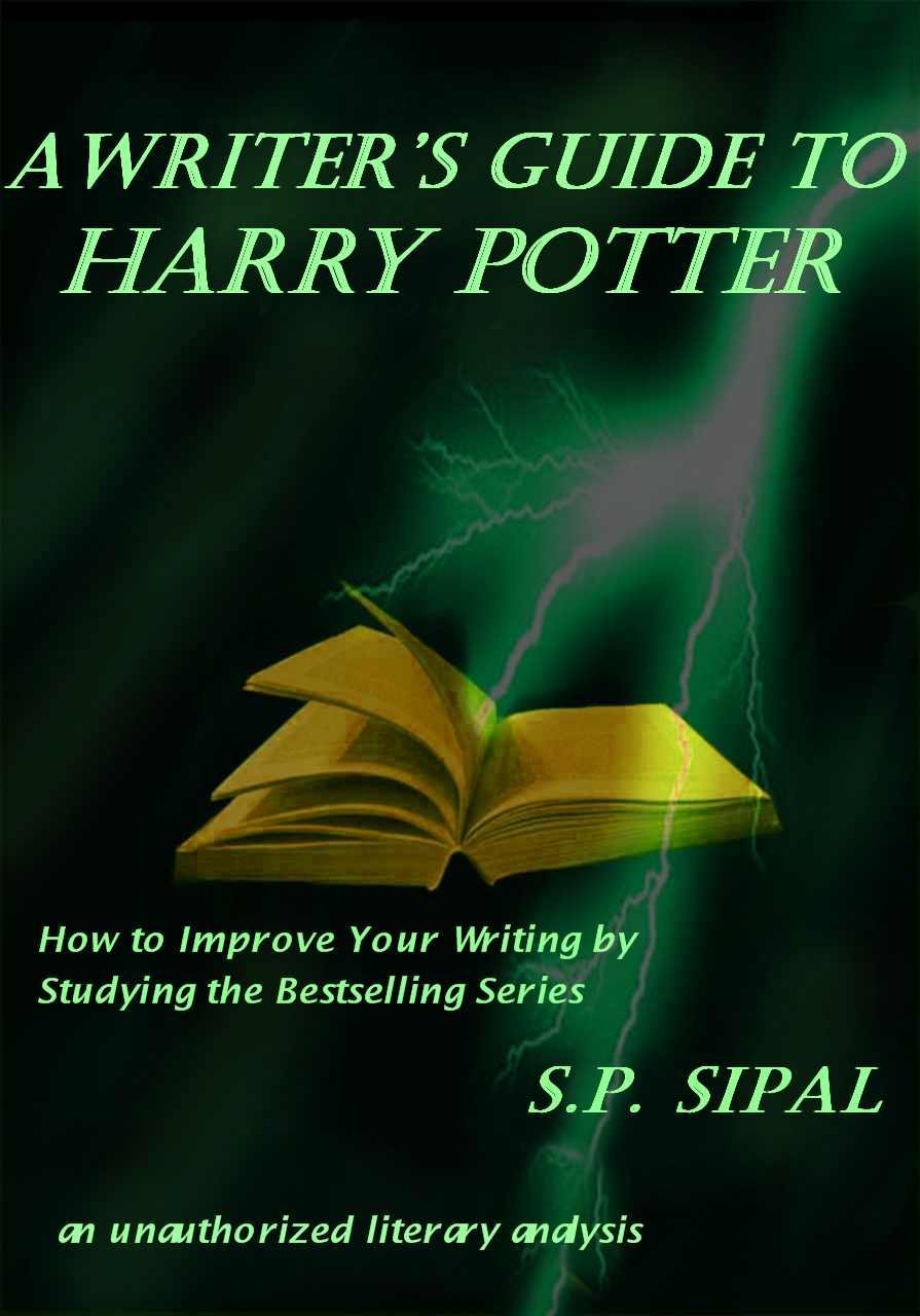 Harry Potter Book Guide : A writer s guide to harry potter book review