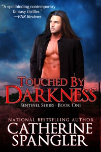 Touched By Darkness - The Sentinel Series Book One - A Review