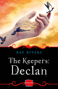 Book Review: The Keepers - Declan (Book 2)