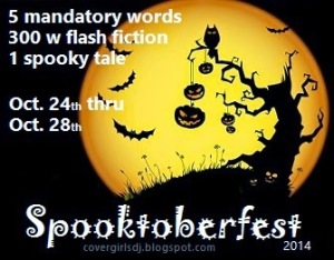 The Curse - A Spooktoberfest Flash Fiction