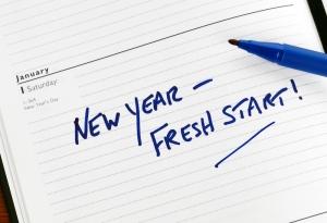 New Years Resolution - A Haiku