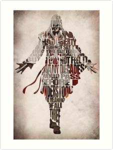 """Image """"Ezio"""" by A. TW http://shrsl.com/?~7hb4"""