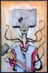 "Image ""Sledgehammer"" by Shawn Coss http://shrsl.com/?~7h90"
