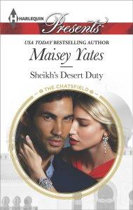 Sheikh's Desert Duty: A Review