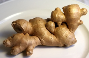 Ginger - A To Z Challenge Post