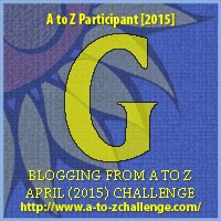 Ginger – An A to Z Challenge Blog Post