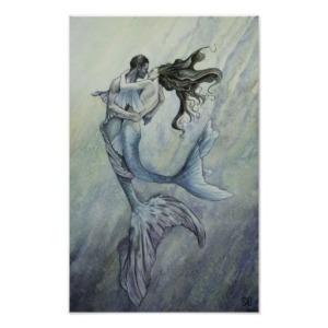 Drowning - A Haiku
