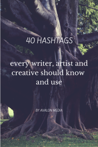 40 Hashtags Every Writer, Creative and Artist Should Know And Use