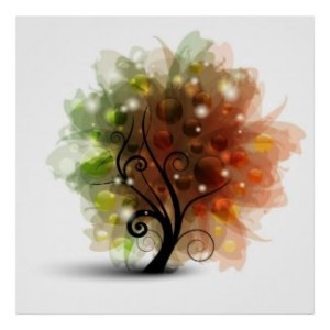 Autumn Tree available on Zazzle http://goo.gl/FFgnWD