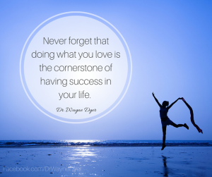 R.I.P Dr. Wayne Dyer – You Will Be Missed