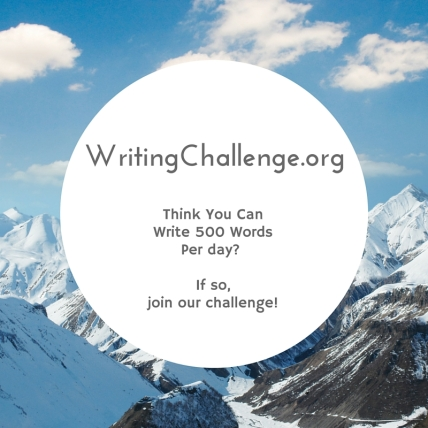 Why You Should Love Writing Challenge.org - We Do!