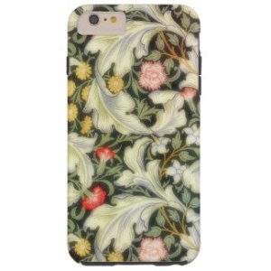 Vintage Floral Cell Phone Case