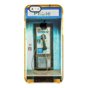 Vintage Pay Phone - Cell Phone Case