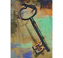"""""""Old-Fashioned Key"""""""