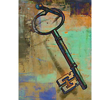"""Old-Fashioned Key"""