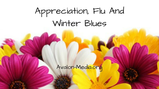 Appreciation, Flu And Winter Blues