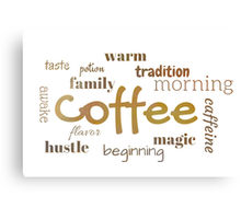 Coffee By Claudia H. Blanton