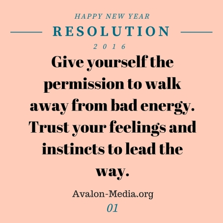 1. Give Yourself Permission To Walk Away