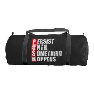PUSH Fitness Bag