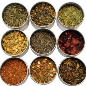 Loose Tea Sampler available at Amazon
