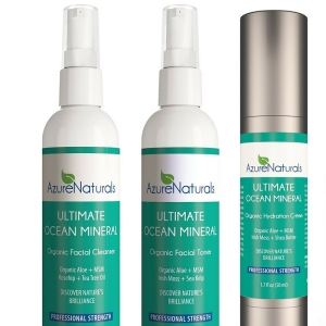 Azure Naturals- A Vegan, Cruelty-Free Skin Care Line Suitable For Sensitive Skin - A Review (1)