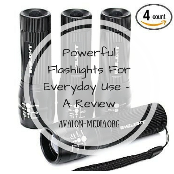 Powerful Flashlights For Everyday Use
