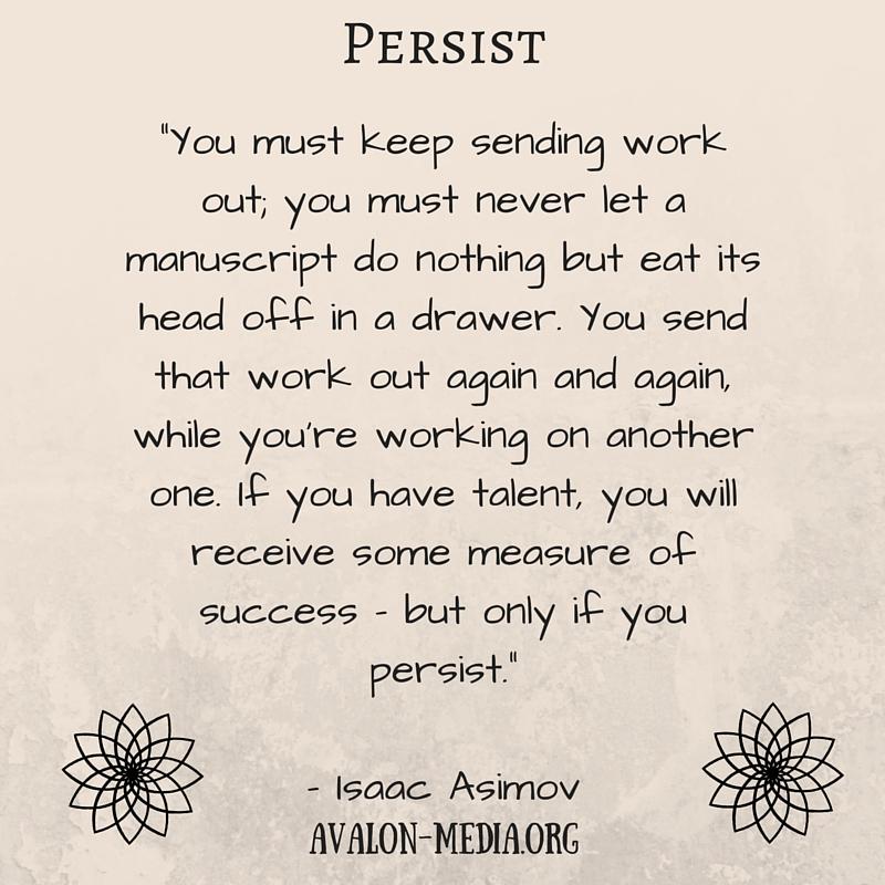 Wordless Wednesday – Persist