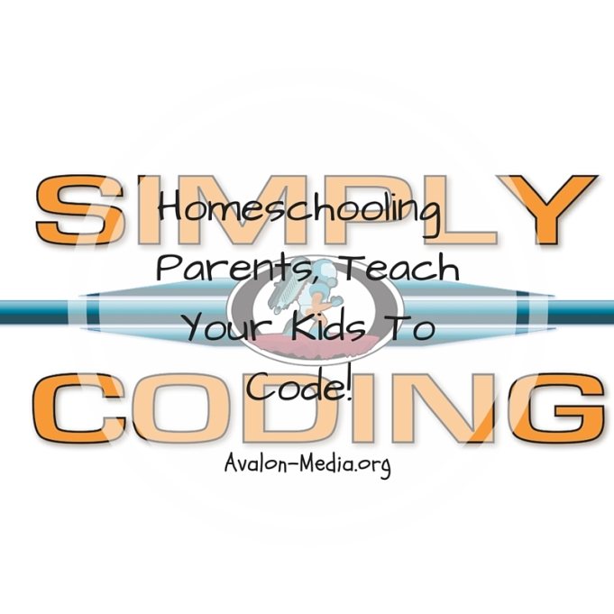 Homeschooling Parents, TeachYour Kids ToCode!